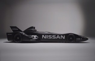 Nissan DeltaWing Will Run at the 2012 Le Mans