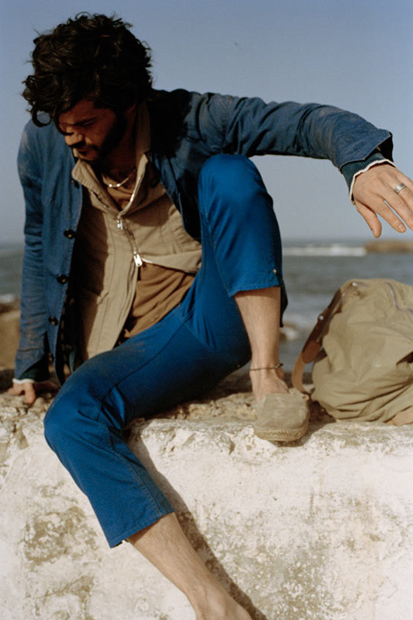 nonnative 2012 Summer Lookbook