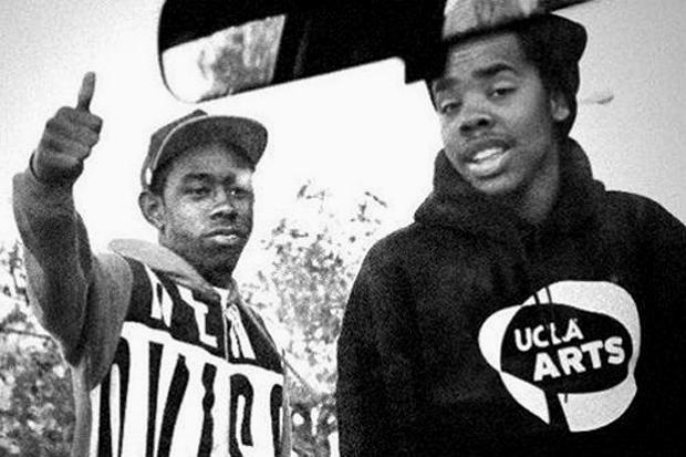Odd Future featuring Earl Sweatshirt – Oldie