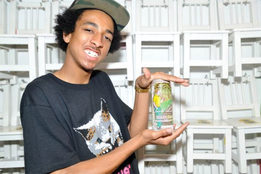 Odd Future @ Sweat Shop NYC Interview