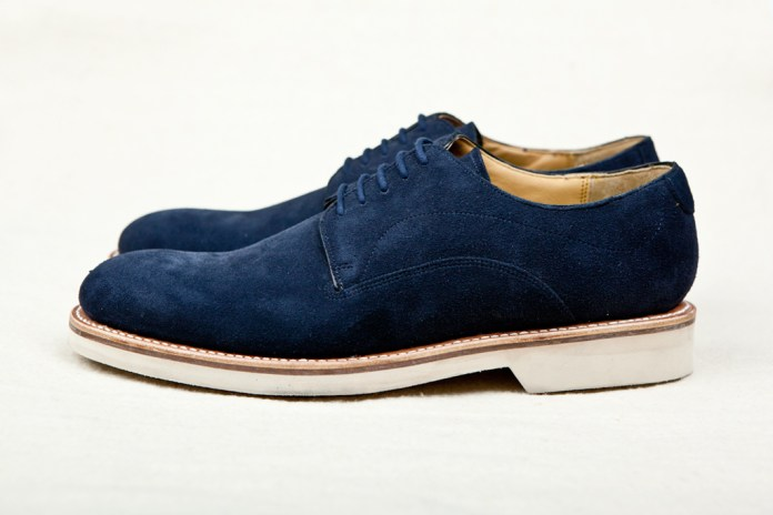 Oliver Sweeney 2012 Spring/Summer Edward Navy