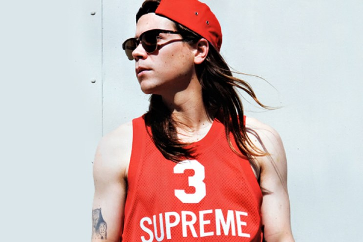 Ollie Magazine: Supreme 2012 Spring/Summer Collection Editorial