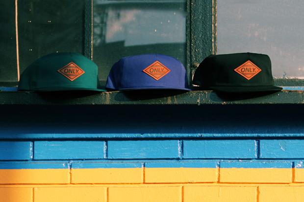 ONLY NY x Starter 2012 Spring Snapback Caps