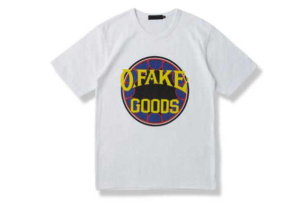 originalfake o fake goods t shirt