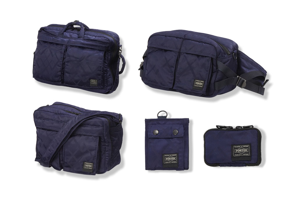 OriginalFake x Porter 2012 Capsule Collection