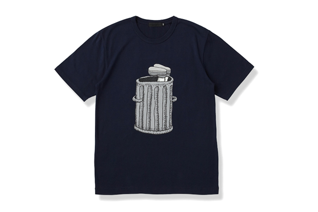 "OriginalFake ""Trashed Companion"" T-Shirt"