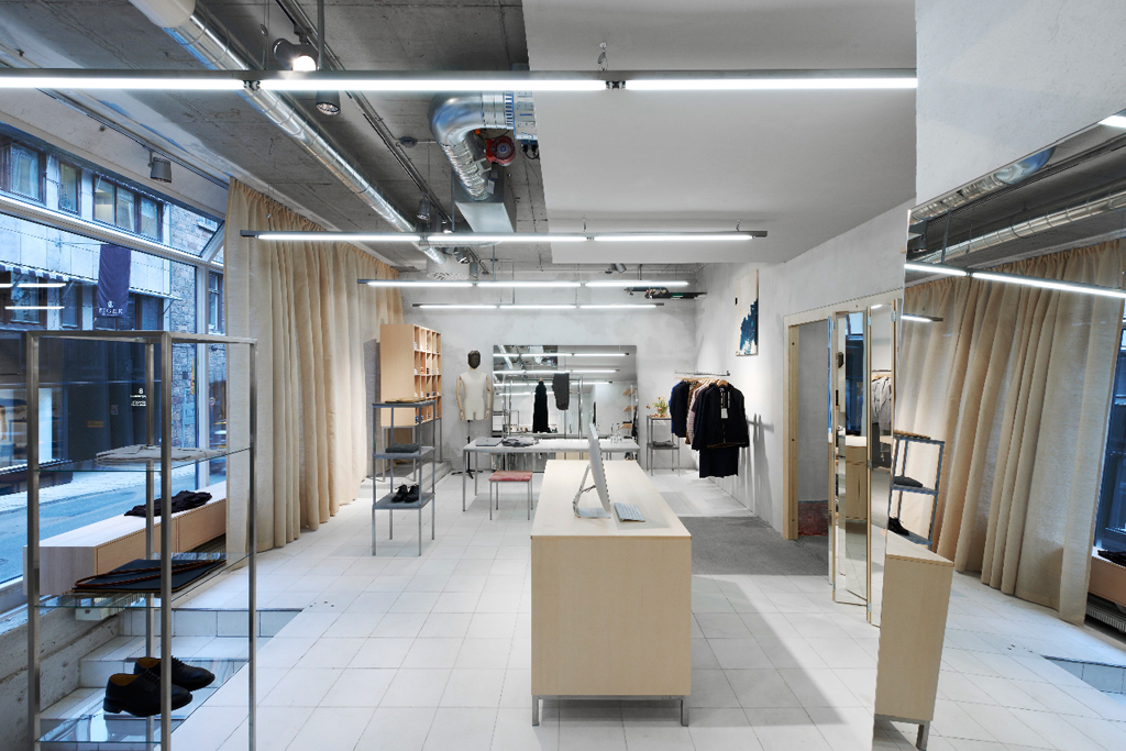 Our Legacy Stockholm Store Opening