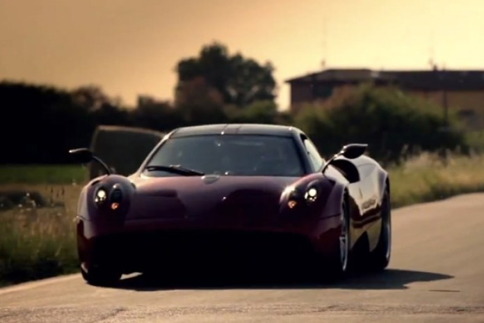 The Pagani Huayra Story - A Documentary