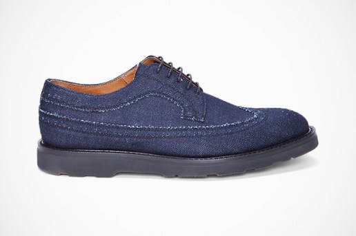 Paul Smith Denim SFXC Brogue