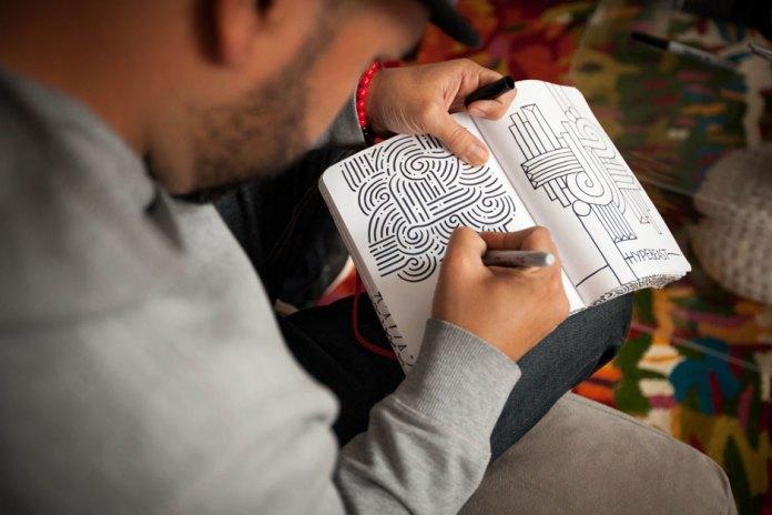 Pen & Paper: Aaron De La Cruz