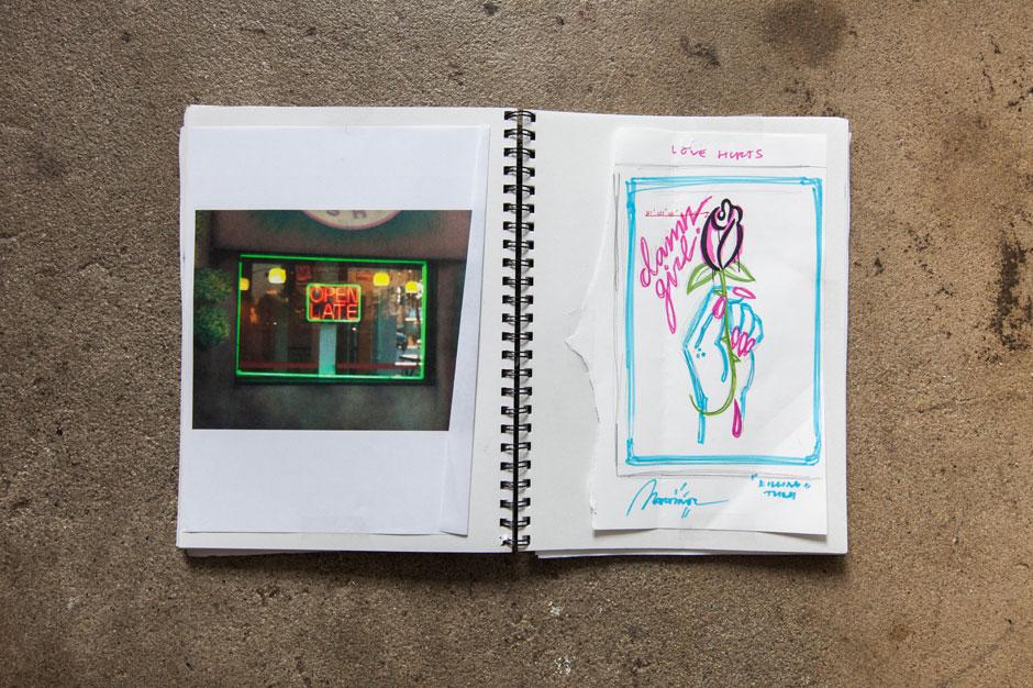 Pen & Paper: Patrick Martinez