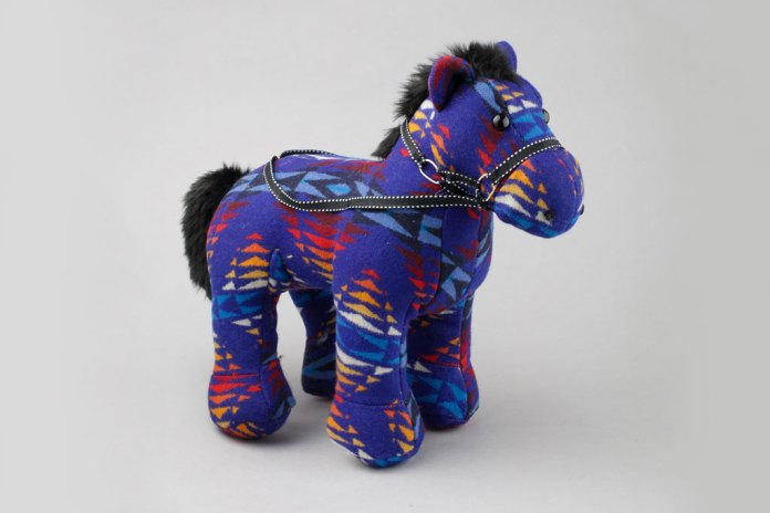 Pendleton Franklin Toy Horse