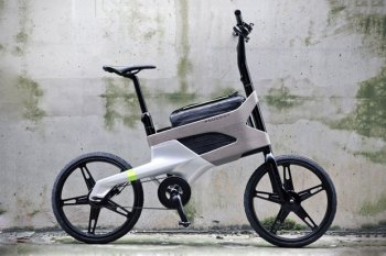 Peugeot DL122 Bike with Laptop Compartment