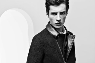 Pierre Balmain 2012 Fall/Winter Lookbook
