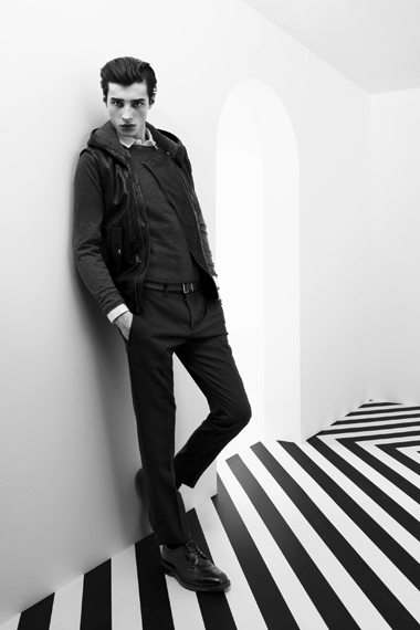 pierre balmain 2012 fall winter lookbook