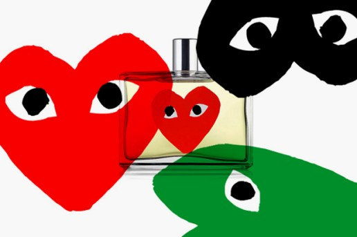 PLAY COMME des GARCONS Perfume