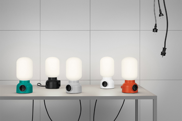 Plug Lamp by FORM US WITH LOVE for Atelje Lyktan