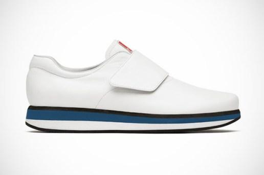 "Prada ""Walking in Tokyo"" Shibuya Sneaker"