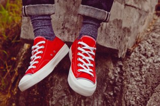 PRO-Keds 2012 Spring/Summer Royal Lo Sport Red