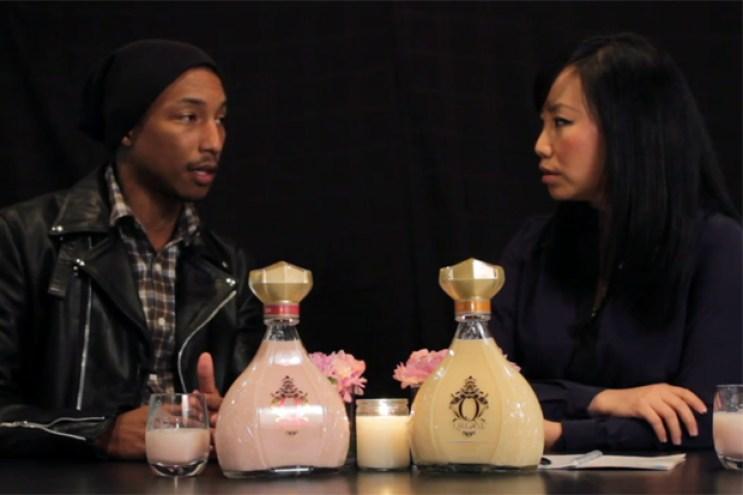 Qream: Pharrell Talks Inspiration