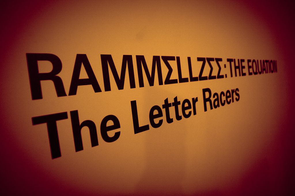 rammellzee the equation exhibition suzanne geiss company recap