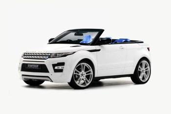Range Rover Evoque Cabrio by Startech Design