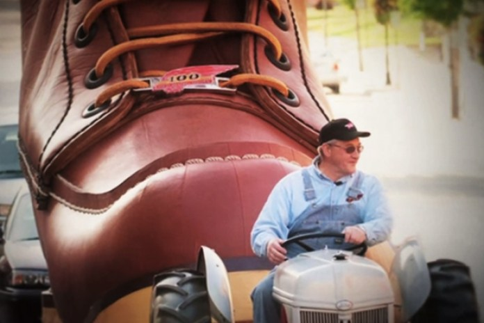 """Red Wing Shoes """"The Big Boot"""" Video"""