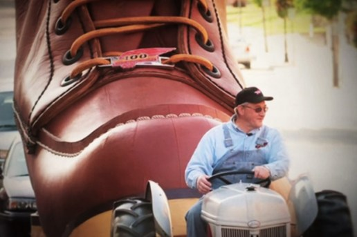 "Red Wing Shoes ""The Big Boot"" Video"