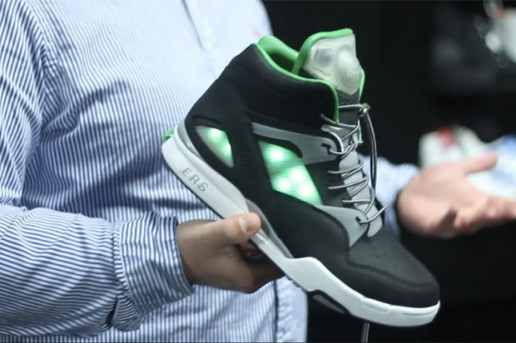 Solebox x Reebok 2012 Omnizone Pump Video