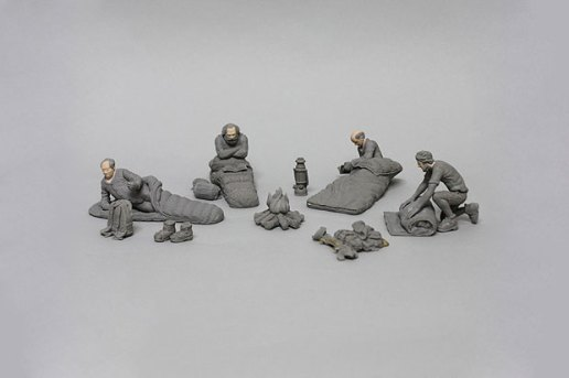 "……. Research - Mountain Research 2012 Spring ""Mountain Men"" Figures"
