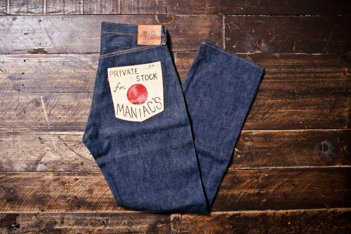 Retrospect: Evisu Hand-Painted Denim