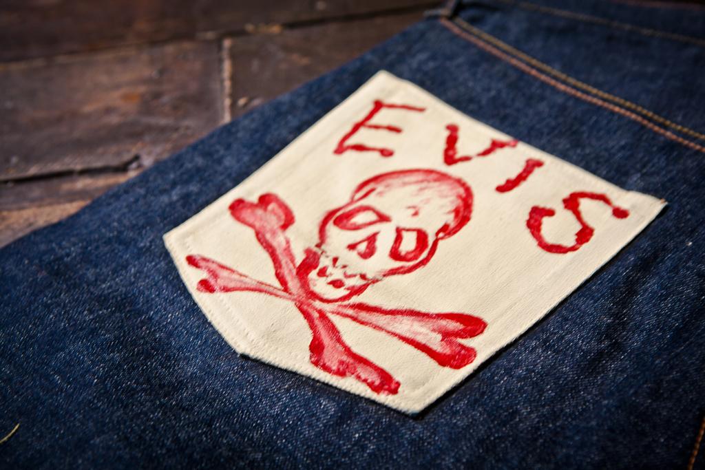 Retrospect: Evisu Hand-Painted Denim