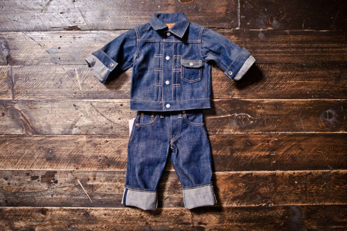 Retrospect: JOE McCOY Children's Jacket and Denim