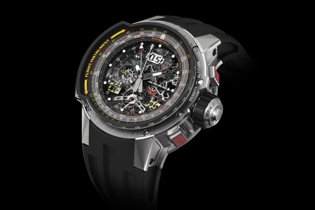 Richard Mille RM 039 Aviation E6-B Watch