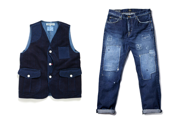 rugged factory 2012 indigo fair capsule collection