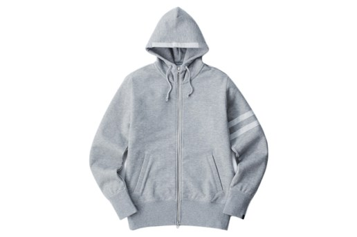 rumors x Loopwheeler Limited Edition Zip Hoodie