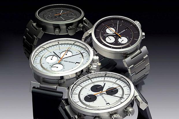 "Satoshi Wada x Issey Miyake Watch ""W"" Chronograph"