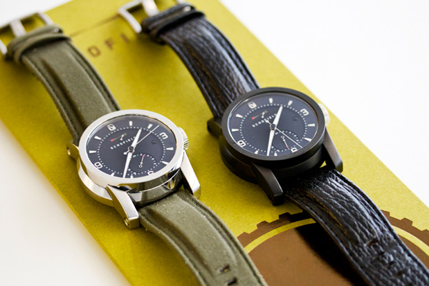 Schofield Signalman GMT Watch