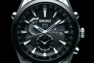 Seiko 2012 Astron GPS Solar Collection