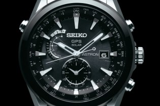 Seiko 2012 Astron GPS Solar Collection