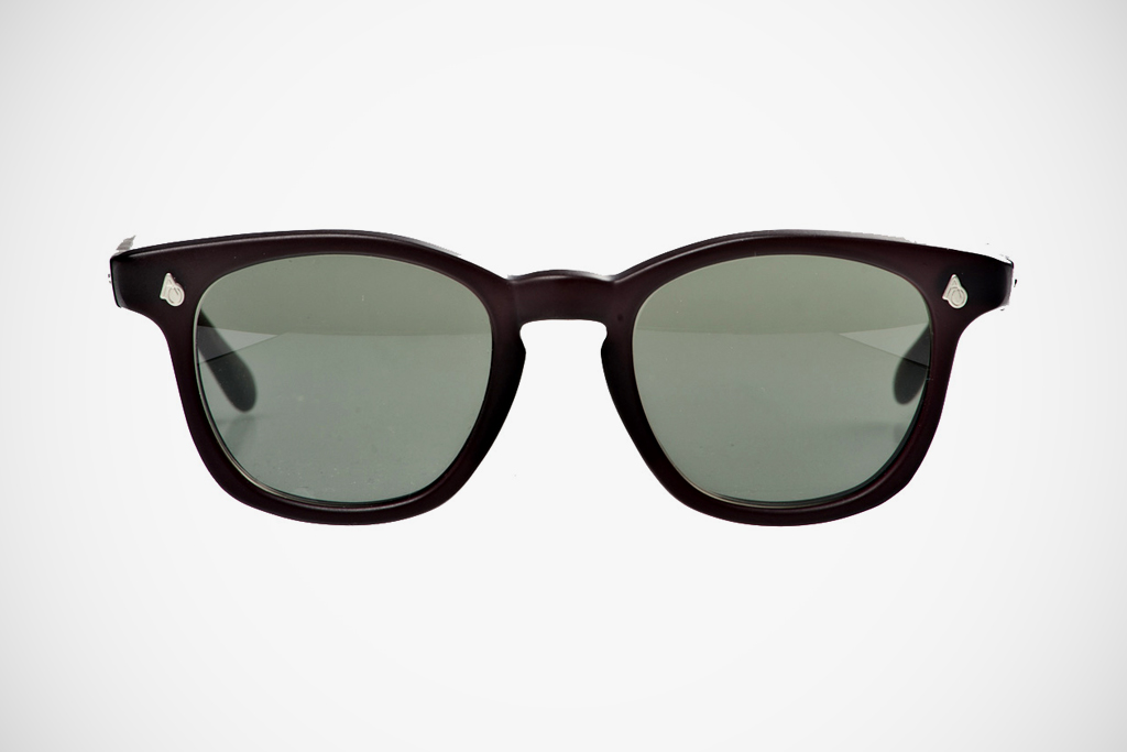 self edge american optical modified sunglasses