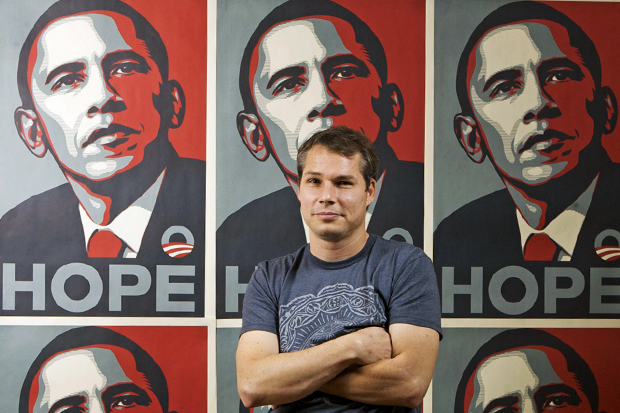 "Shepard Fairey Could Face Jail Time for Obama ""Hope"" Poster"