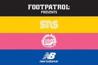 Sneakersnstuff x Milkcrate Athletics x New Balance 577 London Release Event
