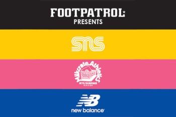 Sneakersnstuff x Milkcrate Athletics x New Balance 577 London Release Event