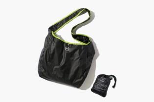 SOPHNET. FsF Packable Shoulder Bag & Cap