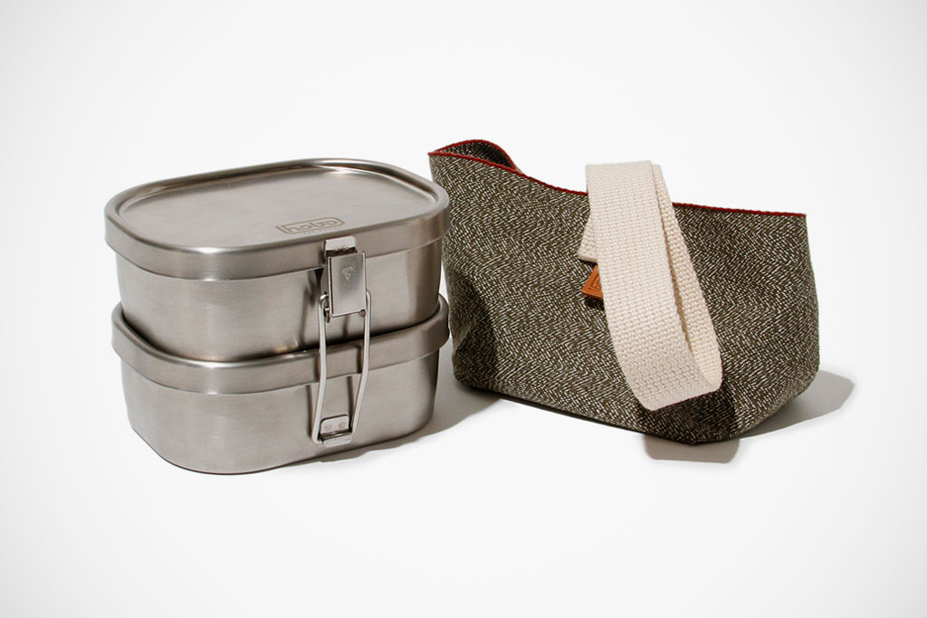 hobo x Kobo Aizawa Stainless Steel Kit Box