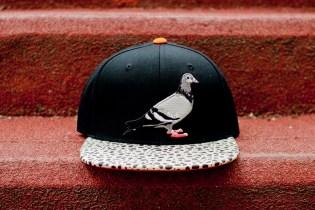 "Staple Design ""STAPLE PIGEON SAFARI"" Starter Snapback Cap"
