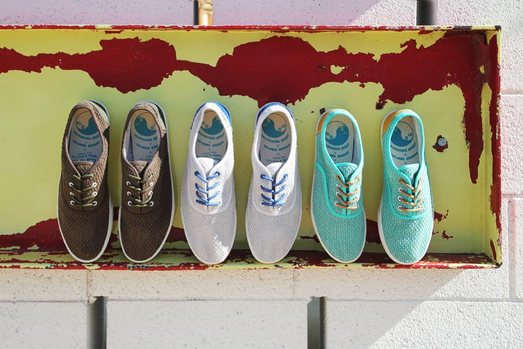 Steven Harrington x ACE Hotel Palm Springs x Generic Surplus 2012 Footwear Capsule Collection