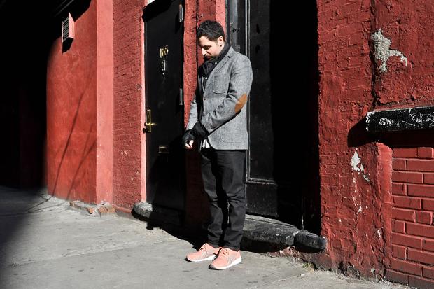 Streetsnaps: Ronnie Fieg