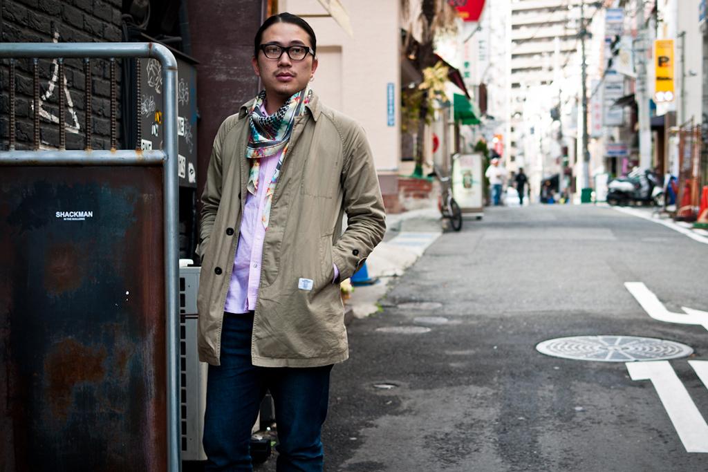 Streetsnaps: Spring Tones